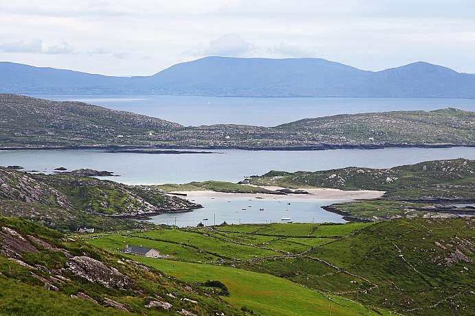 Einsame Küsten, wilde Moore: Ring of Kerry