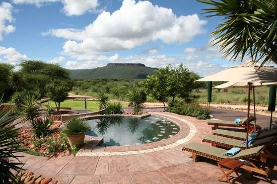 Teil der Waterberg Conservancy: Farm am Waterberg