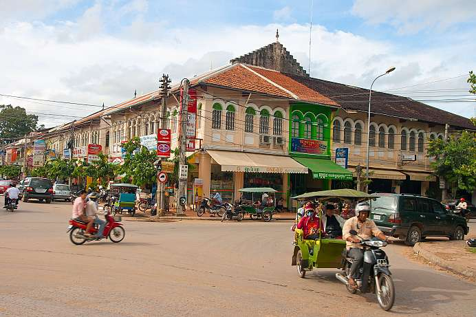 Siem Reap Downtown