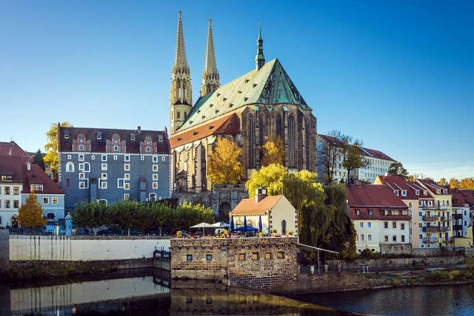 Journey through half a millennium: Görlitz