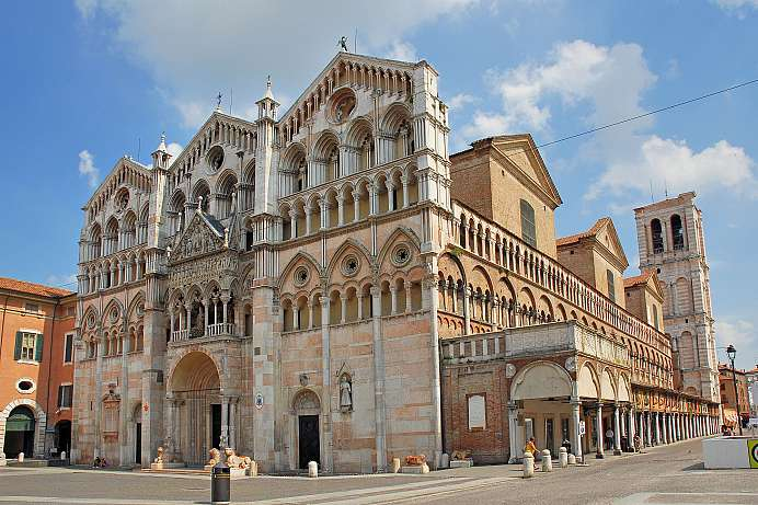 Unesco World Heritage site: Ferrara