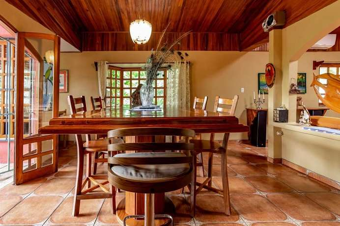 Entspannung pur: Boutique Resort in Manuel Antonio