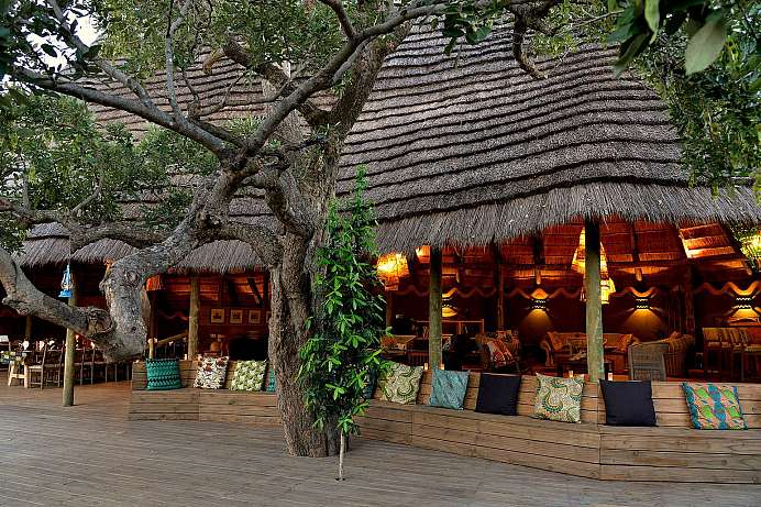 Am Chobe River: Bakwena Lodge