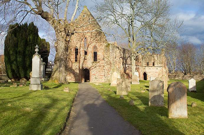 Beauly Priory: Ort des Friedens