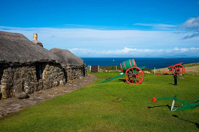 Travel back in time: Skye Museum of Island Life