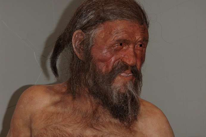 The Iceman: Ötzi in the Archaeological Museum