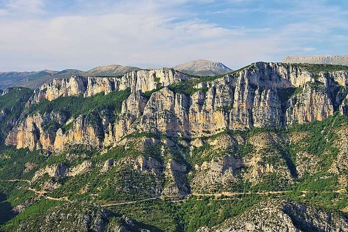 Grandios und wild: Grand Canyon du Verdon