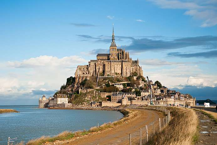 Mont Saint-Michel: Europe's most important medieval abbey
