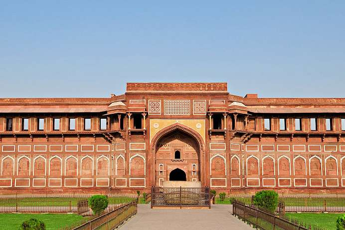Uttar Pradesh: Agra Fort in Agra