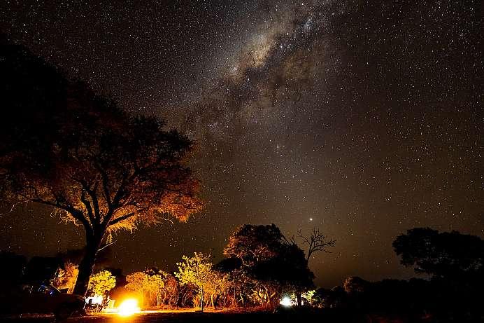 Sternenhimmel kennenlernen