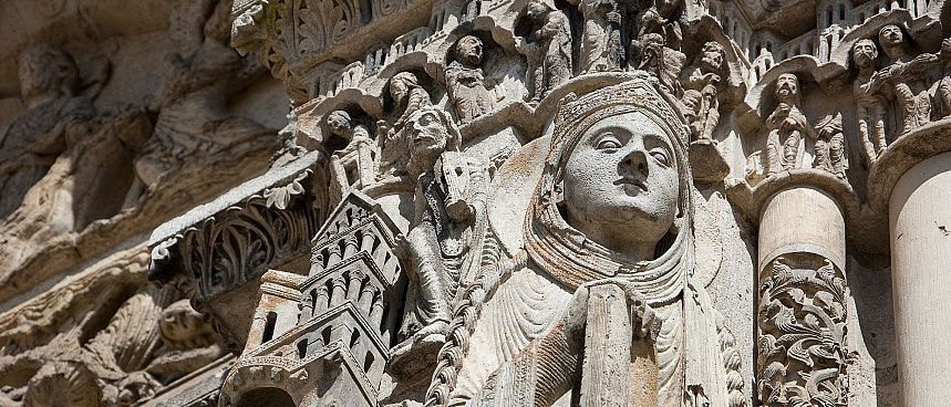 Far ahead of its time: Notre-Dame-de-Chartres
