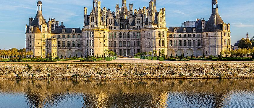 Harmony between nature and culture: Chateau Chambord