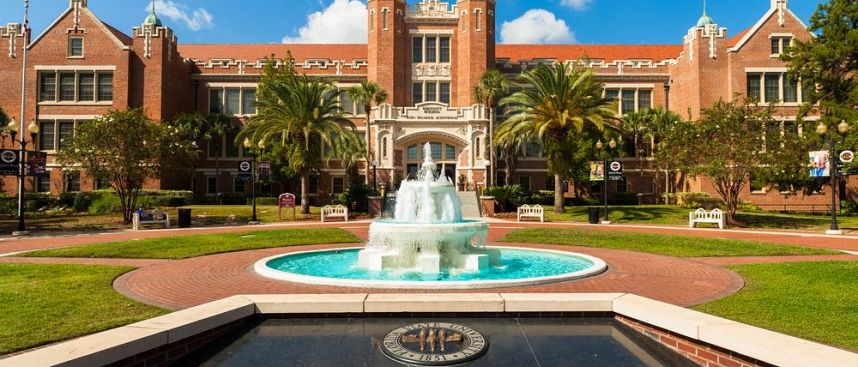 Florida State University in Tallahassee