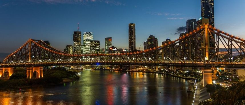 Lebensfrohe Hauptstadt Queenslands: Brisbane