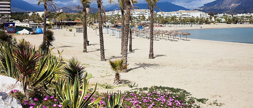 Europe's Number One Bathing Coast: Costa del Sol