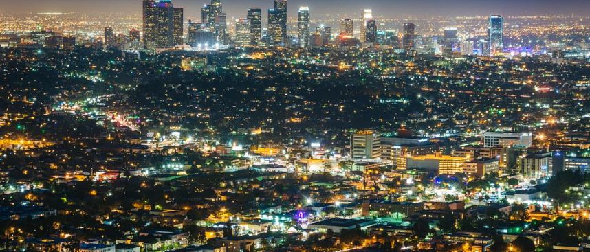 Wie Spät Ist Es In Los Angeles