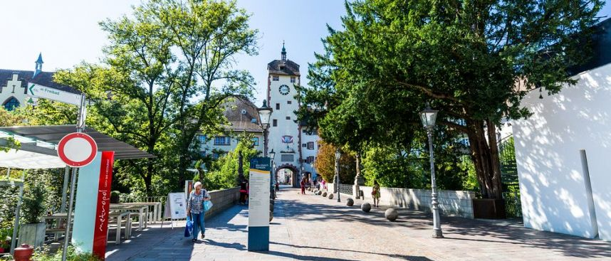 Waldshut: Medieval town on the High Rhine