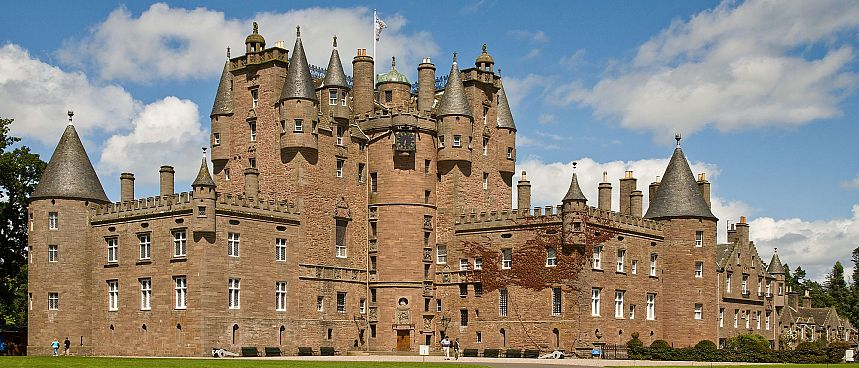 Macbeths Burg: Glamis Castle
