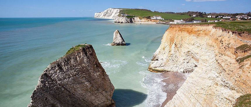 Unforgettable: A hike on the Isle of Wight