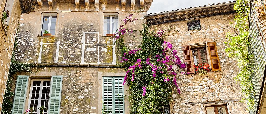 Picturesque: Vence