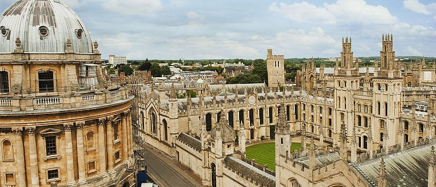 Oxford: University of the British Elite