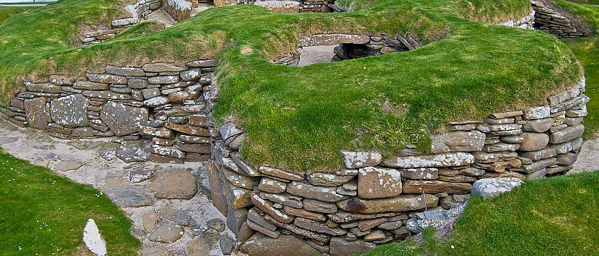Older than the pyramids: The stone houses of Skara Brae