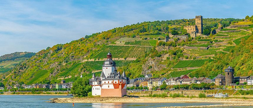 Ancient cultural landscape: The Rhine Valley