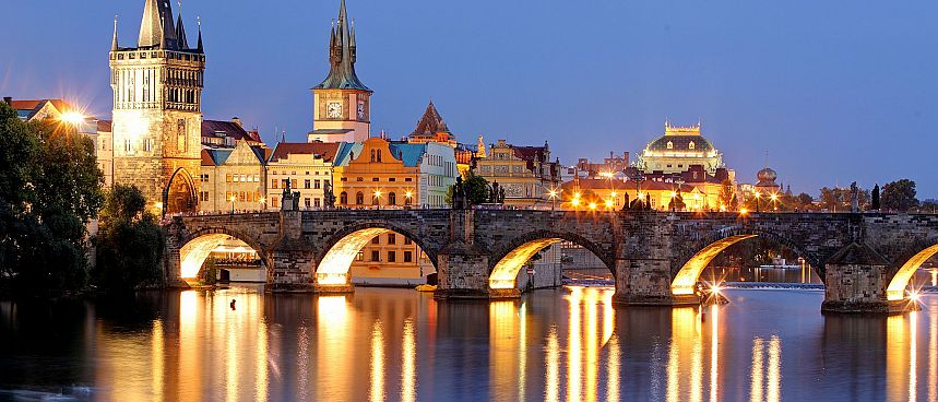 City of 100 Spires: Prague