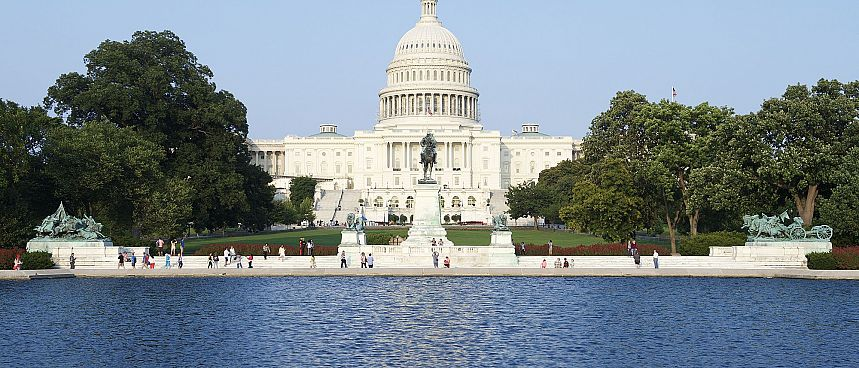 Imperialer Glanz: Capitol in Washington