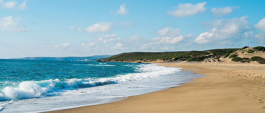 Secluded west coast: Costa Verde