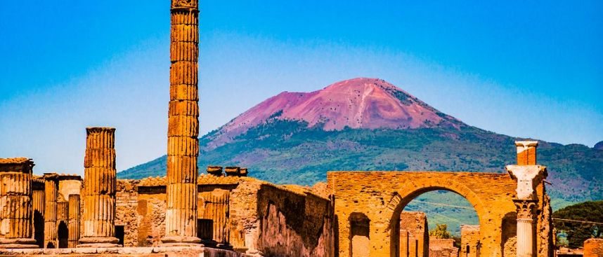 In the shadow of Vesuvius: Campania