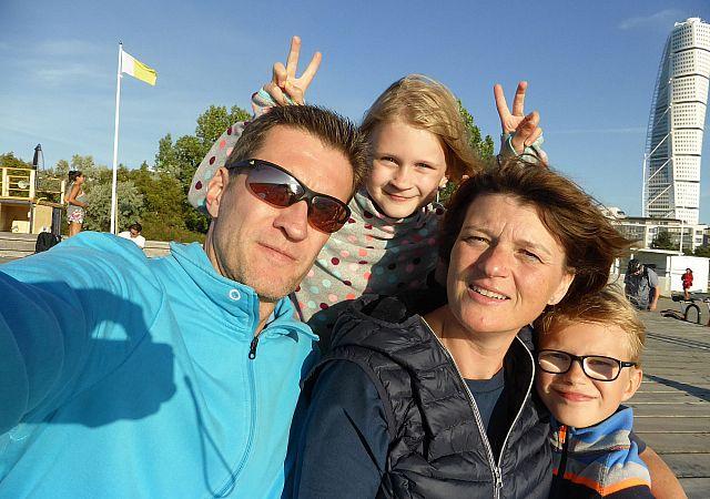 Urlaubsstimmung in Malmö ;-)