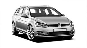 VW Golf BlueMotion STW