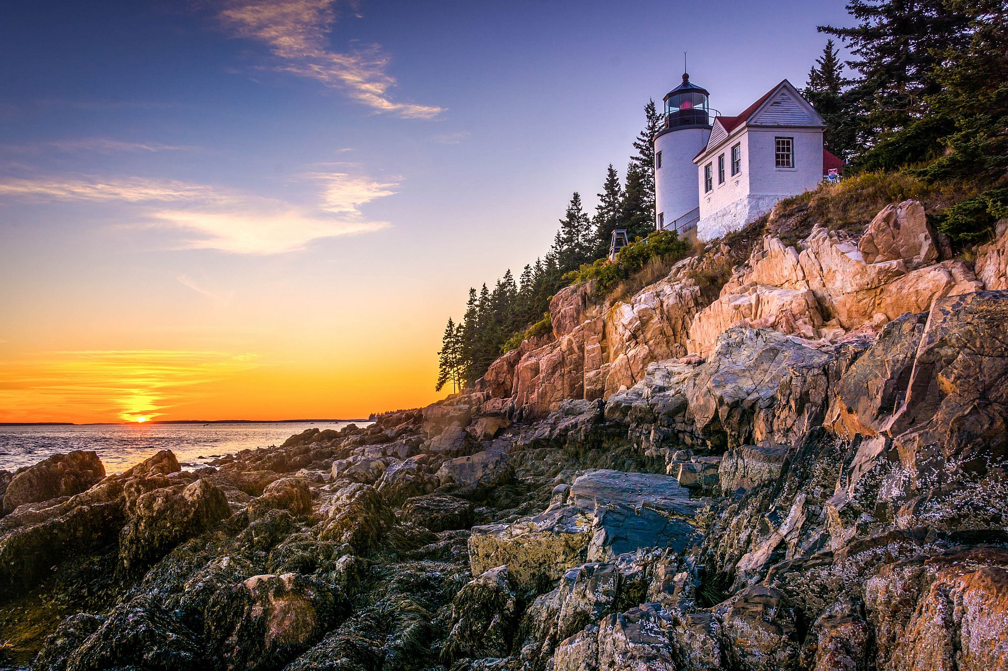 Acadia National Park Rhode Island